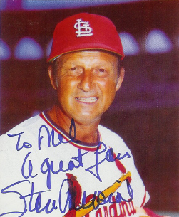 How Stan Musial Has Made Me Become a Better Person Essay